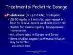 treatments pediatric dosage39