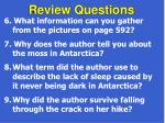 review questions23