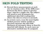 skin fold testing31