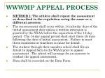 wwwmp appeal process12
