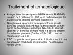 traitement pharmacologique19