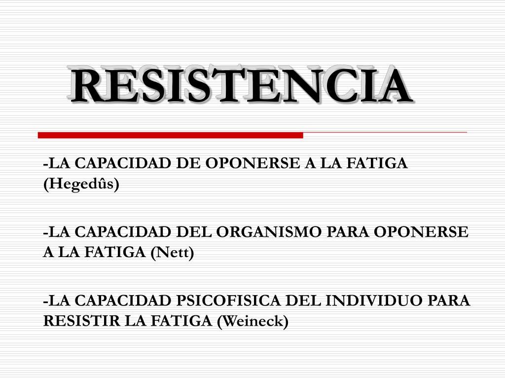 resistencia l.