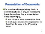 presentation of documents19