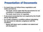 presentation of documents21