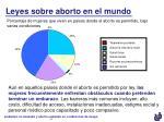leyes sobre aborto en el mundo