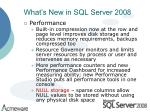 what s new in sql server 20088