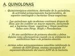 a quinolonas