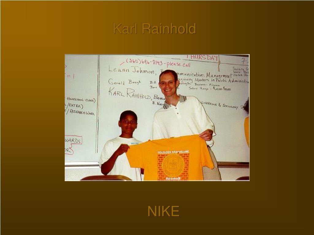Karl Rainhold