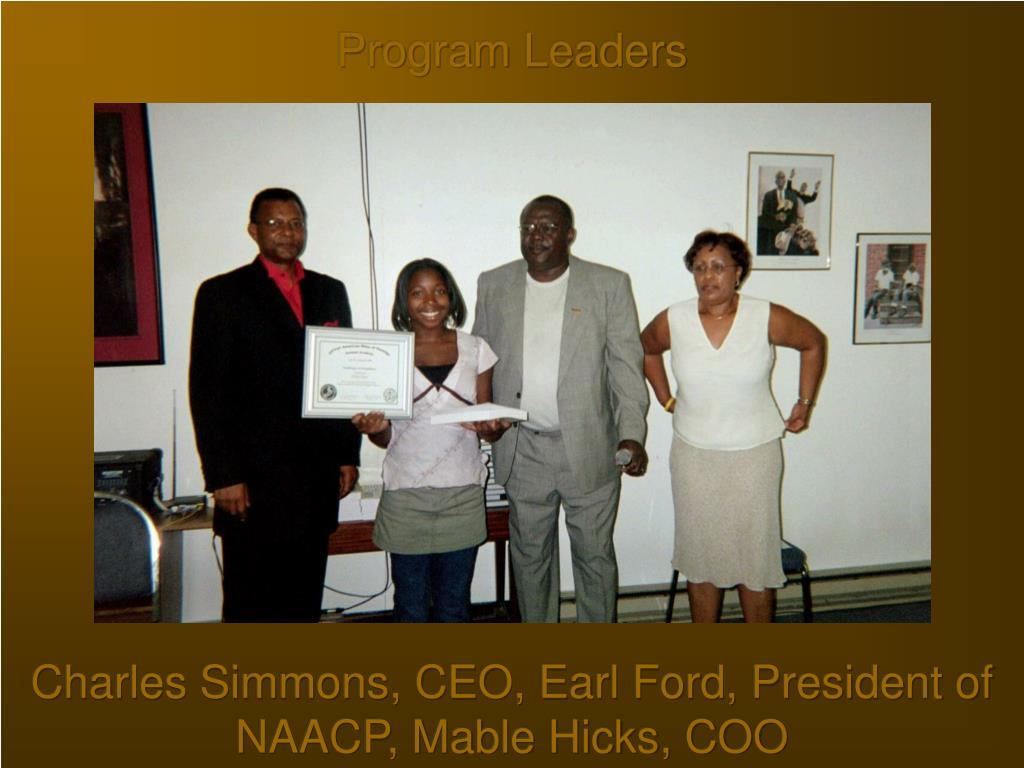 Program Leaders