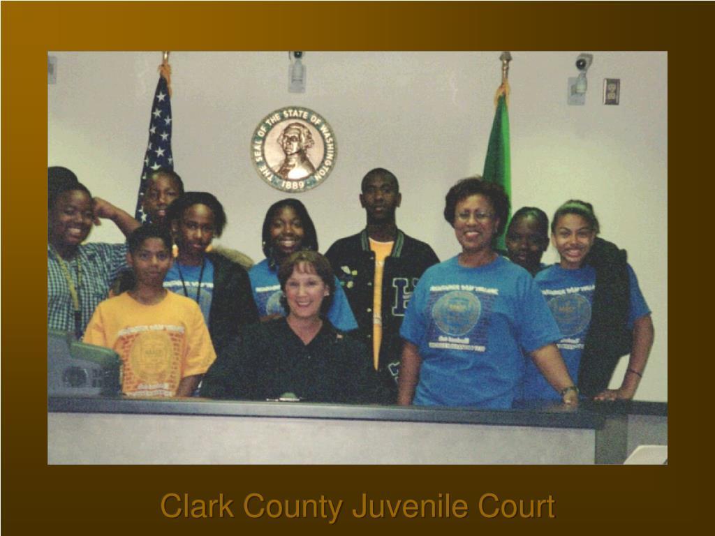 Clark County Juvenile Court