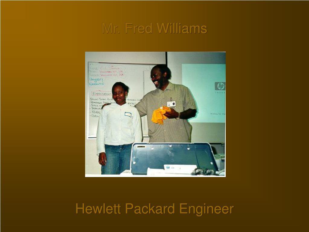 Mr. Fred Williams