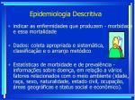 epidemiologia descritiva109