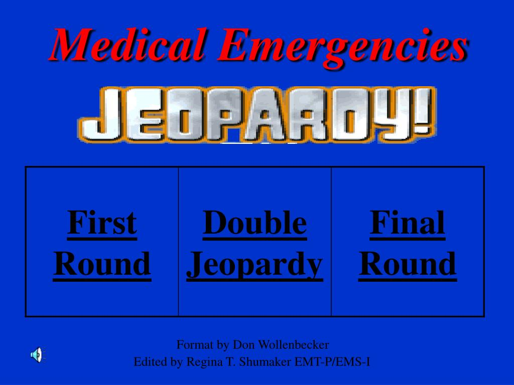 medical emergencies l.
