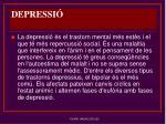 depressi