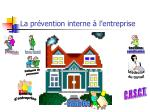 la pr vention interne l entreprise