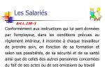 les salari s