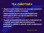 tea carotidea