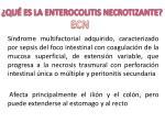qu es la enterocolitis necrotizante