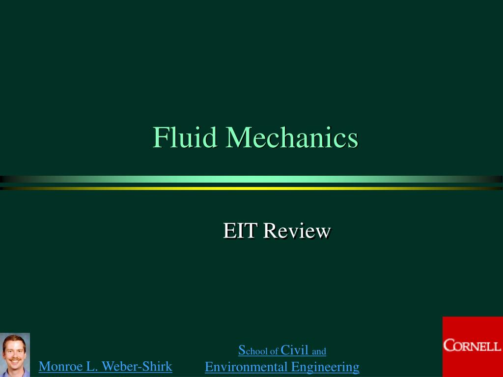 fluid mechanics l.