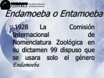 endamoeba o entamoeba16