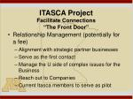itasca project facilitate connections the front door5