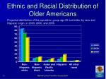 ethnic and racial distribution of older americans