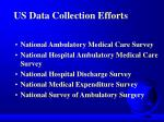 us data collection efforts36