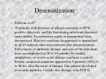 desensitization22