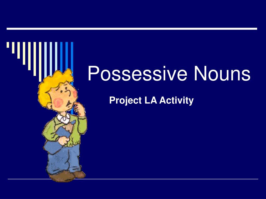 possessive nouns l.