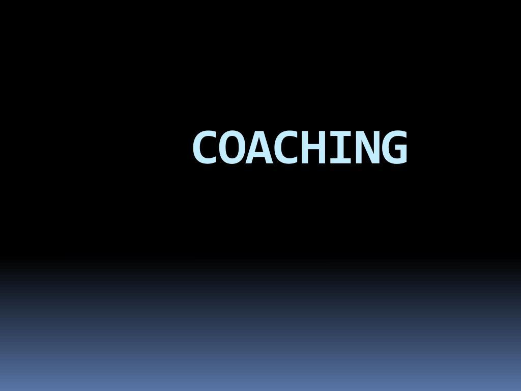 coaching l.