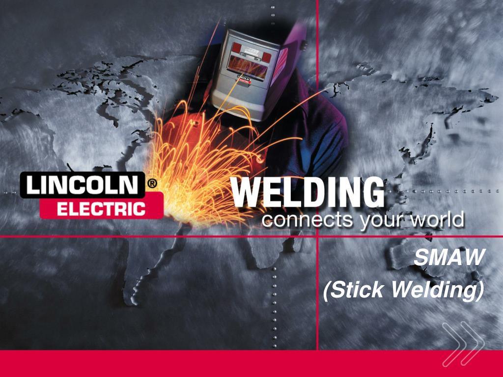 smaw stick welding l.