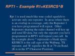 rpt1 example r1 ke5rcs b