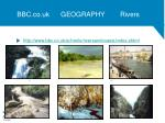 bbc co uk geography rivers