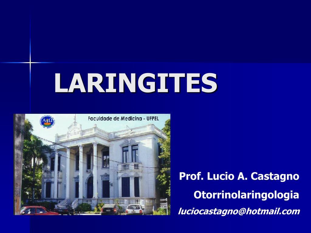 laringites l.