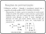 rea es de polimeriza o23