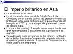 el imperio brit nico en asia