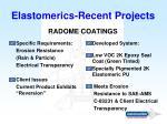 elastomerics recent projects23