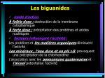 les biguanides42