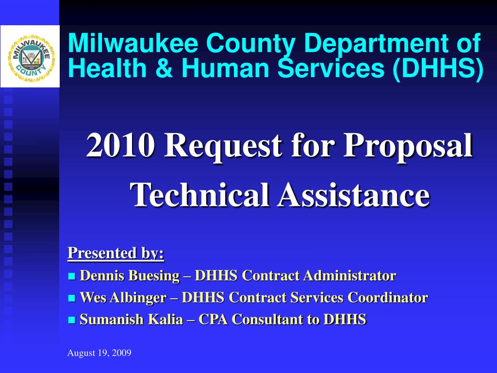 Milwaukee County Department of