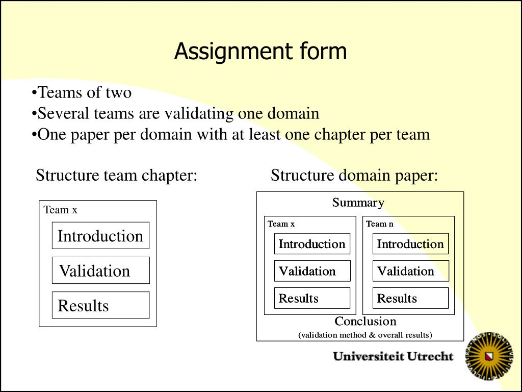 first formal assignment Creating good assignment can often build into a longer and higher-stakes formal writing assignment is not the first assignment of the.