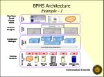 bpms architecture example 1