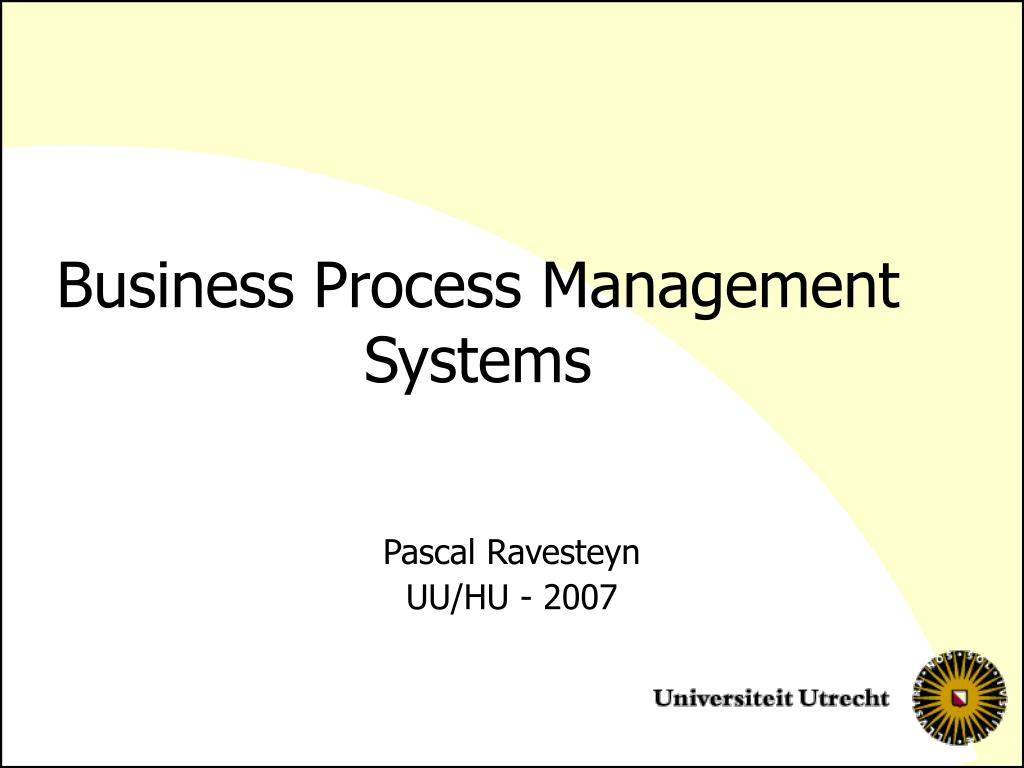business process management systems l.