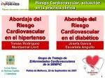abordaje del riesgo cardiovascular en el hipertenso