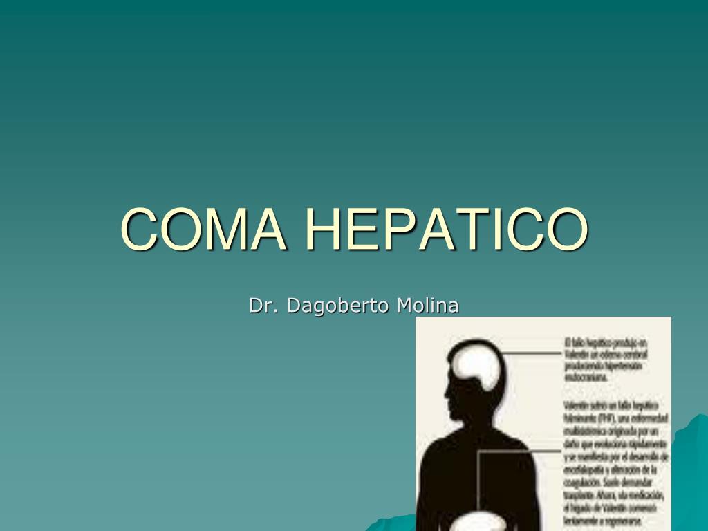 coma hepatico l.