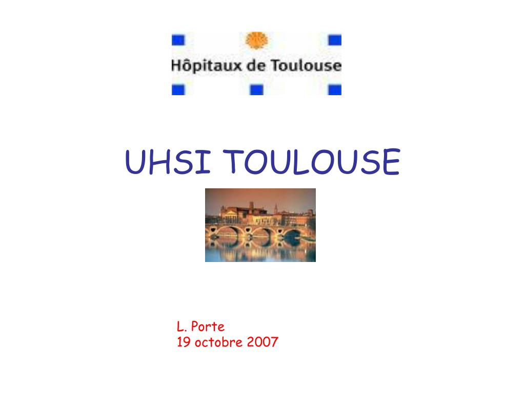 uhsi toulouse l.