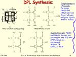 dpl synthesis31