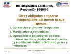 informacion exogena resoluci n 8660 1010