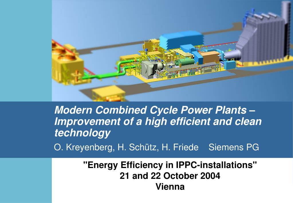 energy efficiency in ippc installations 21 and 22 october 2004 vienna l.