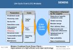 life cycle cost lcc analysis