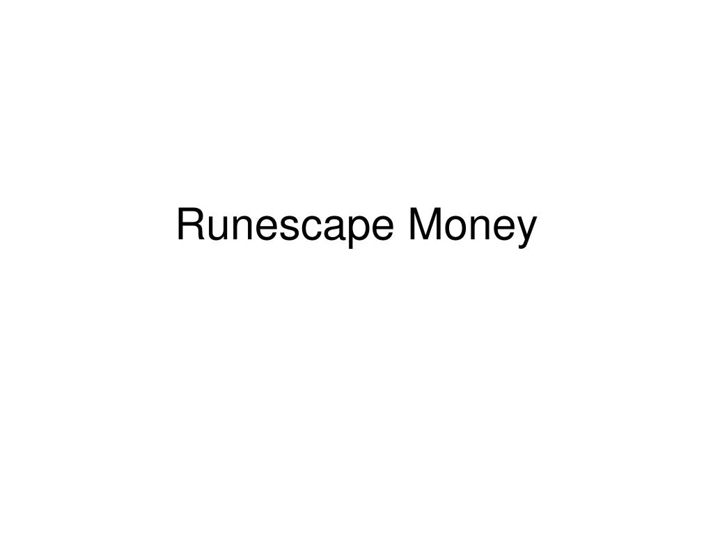 runescape money l.